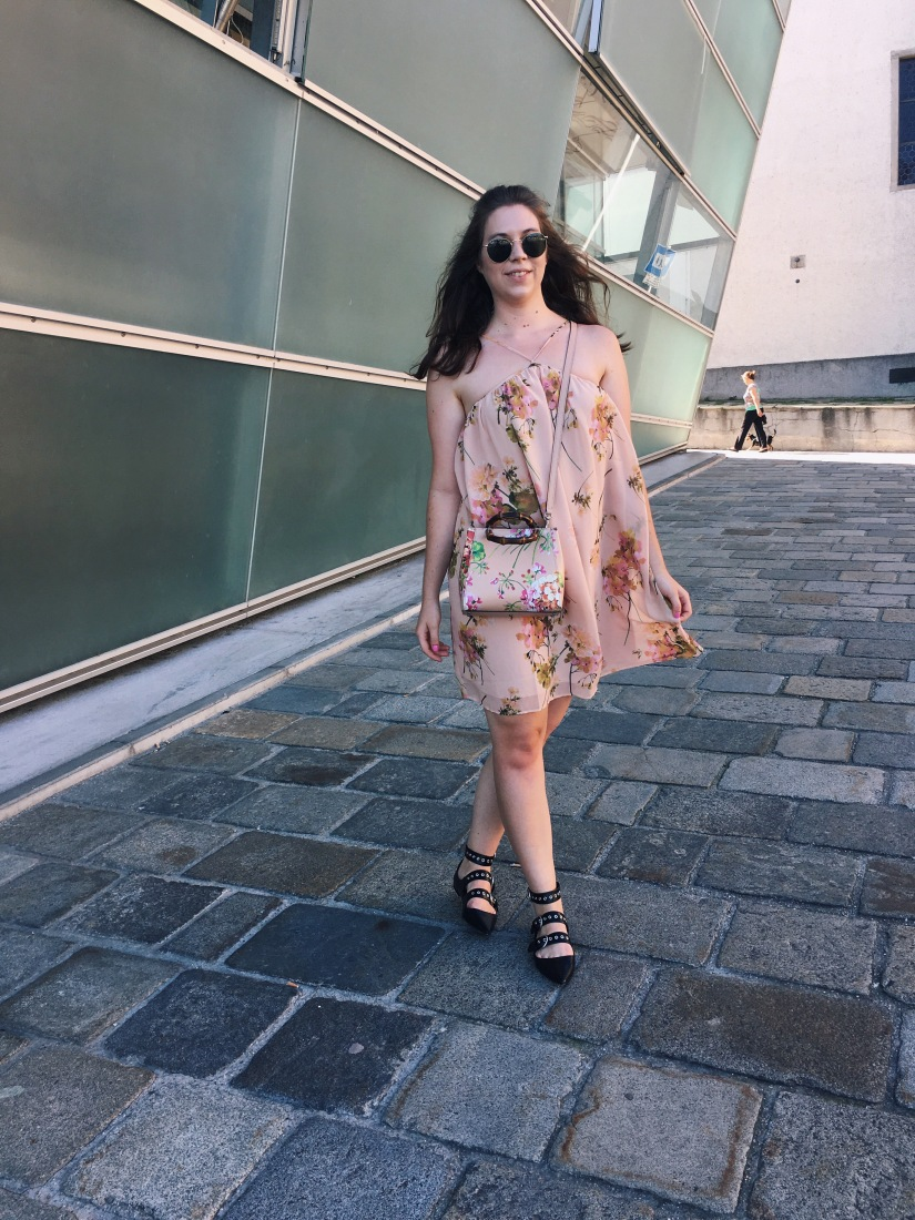 Outfit: Flowergirl