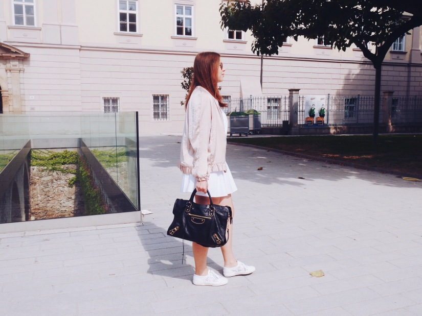 Outfit: Summer Whites