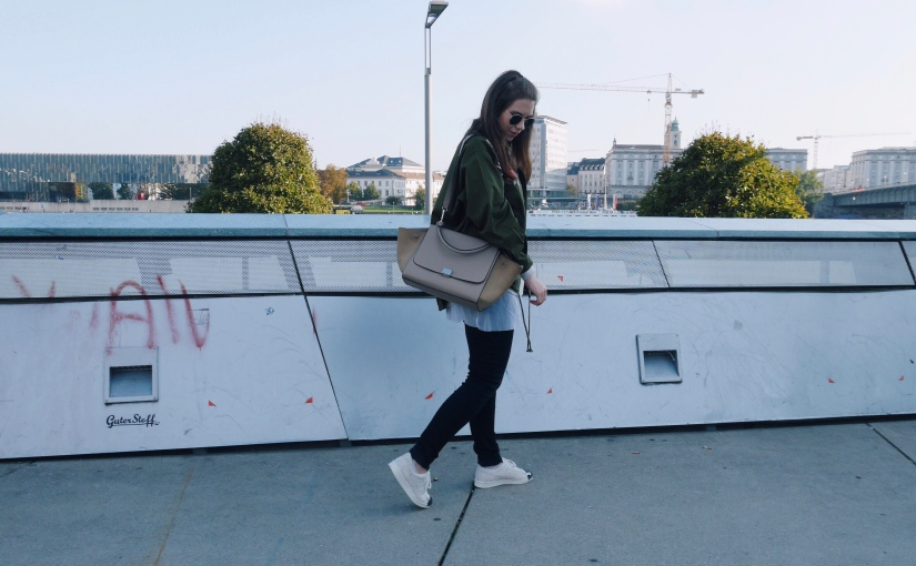 Outfit: Autumn ishere