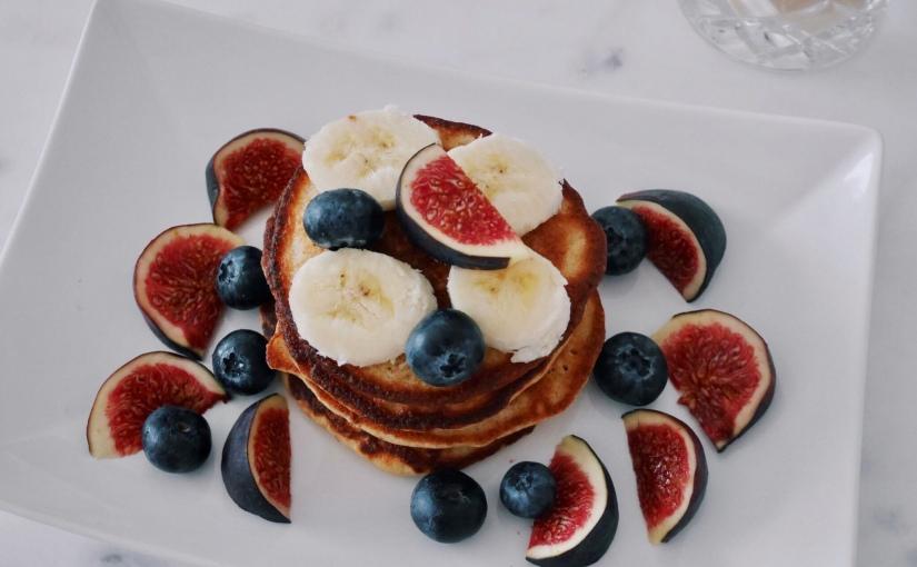 Recipe: Banana Pancakes
